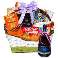 Provocative Compilation Gift Basket<br>