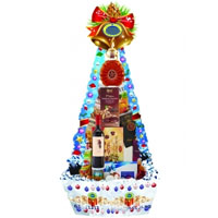 Attractive The Ambassador Wine Gift Basket<br>
