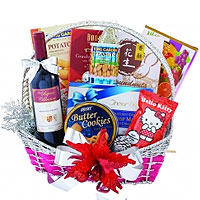 Remarkable Sparkling Celebration Gift Hamper<br>