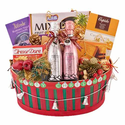 Angelic Come Together Gift Basket of Assortments<br>