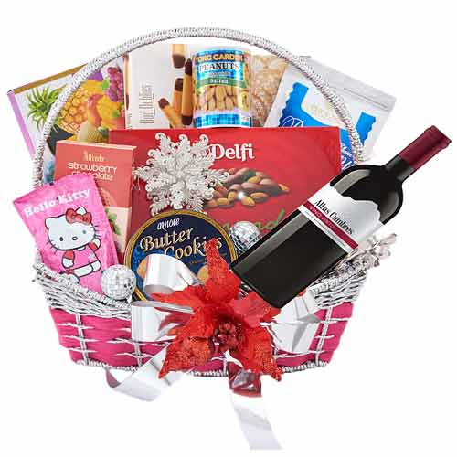 Amazing Sublime Impression Gift Basket<br>