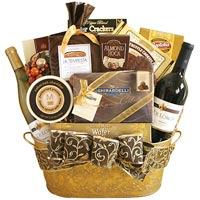 Classic Gourmet and Wine Pack