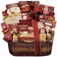 Handsome Gourmet Basket