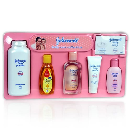 Baby Care Set from Johnson