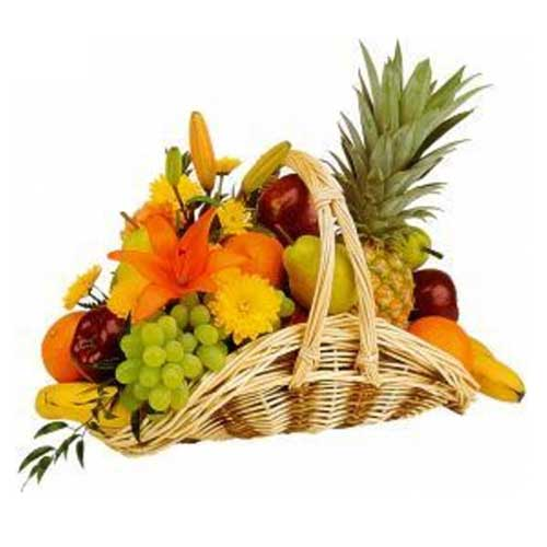 Natural Fruit Basket