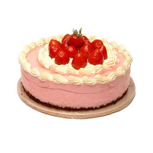 Classical Strawberry Cake