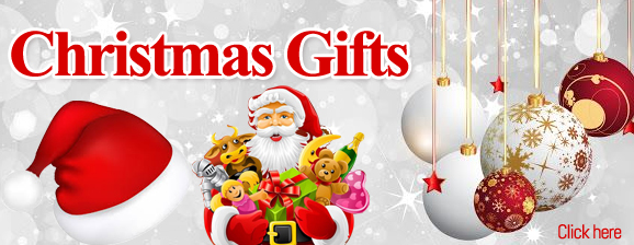 Send Christmas Gifts to Singapore
